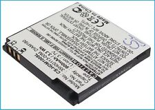 3.7 V Batteria per HTC DIAMOND 140, Touch Diamond, P3700, P3100, Rombo, P3702, V