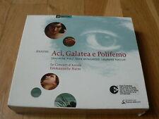 Handel : Aci, Galatea e Polifemo - Piau, Mingardo, Haïm - 2CD Virgin