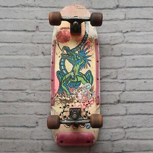 Vintage 80s Nash Red Line Skateboard Executioner Dragon Skulls XR-2 Trucks