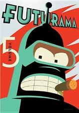 Futurama Vol 5 - DVD Region 1