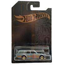 Mattel Hot Wheels GHN95 71 Datsun 510 Wagon Satin & Chrome Serie Maßstab 1:64