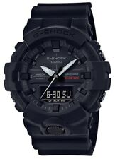Casio G-Shock * GA835A-1A Midsize Neo Matte Black 35th Anniversary Edition