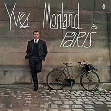 Yves Montand - A Paris + 2 Bonus Tracks [New Vinyl LP] Bonus Tracks, Ltd Ed, 180
