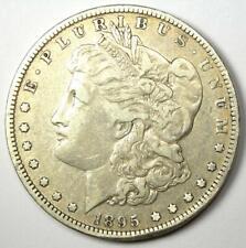1895-O Morgan Silver Dollar $1 - XF Details - Rare Date Coin!