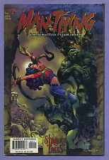 Man-Thing #2 1998 Dr. Strange J.M. DeMatteis Liam Sharp Marvel