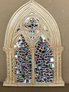 Mirror Handcrafted Gothic arch design Decorative Art home decor