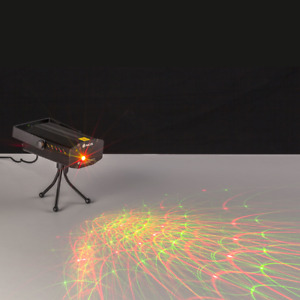 NGS Laser Party Lights Projector, Spectra Prism, Laser Party Light Projector