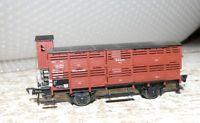 M6  Fleischmann 5356 Verschlagwagen DB 358 536