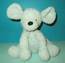 """Jellycat 8"""" Grey Bashful Mouse Plush / Stuffed Toy"""