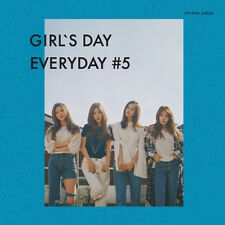 K-pop Girl's Day - Girl's Day Every Day #5 (5th Mini Album) (GDAY05MN)