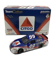 JEFF BURTON 2001 #99 CITGO SUPERGARD TEAM CALIBER OWNERS 1:24 NASCAR DIECAST