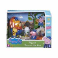 Peppa Pig Peppa's Day at the Zoo Theme Playset