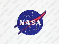 Parche bordado NASA
