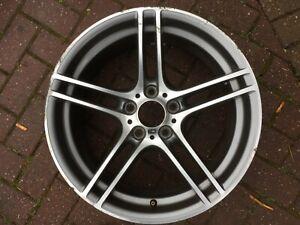 """BMW 3 Serie 19 """" Stile 313M 7844343M 6787647P Anteriore 8J Lega Ruota E92 E93 #2"""