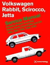 VW Rabbit Scirocco Jetta NEW Bentley #VRG4 Manual 80 to 84 listed FREE SHIPPING