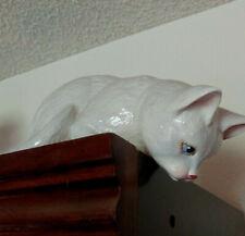 Sil Zel Ceramic Shelf Sitter Cat