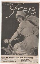 Pubblicità epoca FRERA BICICLETTE DUNLOP CYCLES reklame advert werbung publicitè