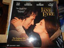 Jane Eyre  William Hurt Charlotte Gainsbourg  Miramax LaserDisc 8946 AS