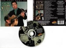 "JACK SCOTT ""The Very Best Of"" (CD) 2000"