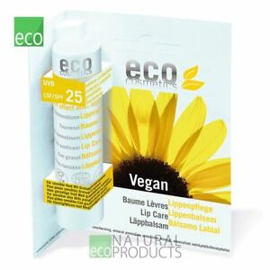Eco Cosmetics Organic Lip Care Stick SPF25 4g
