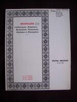 Monnaies Grecques, Romaines, Byzantines, Françaises, Féodales et Etrangères 1966