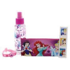 Disney Princess Gift Set Body Spray 100ml + Stickers Bracelet Case