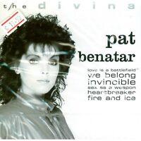 CD Pat Benatar- the divine 724357625821