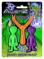 Alien Toys Sticky Splat Catapult - Boys Girls Party Bag Favours Stocking Fillers