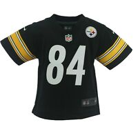 Pittsburgh Steelers Antonio Brown NFL Nike Baby Infant Toddler Size Jersey New