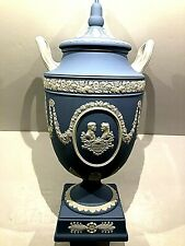 """Wedgwood Jasperware Blue """"The Royal Wedding Collection"""" #46/100 1986 - New Boxed"""