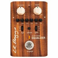 LR Baggs Align Equalizer Acoustic Guitar 6-Band EQ Active DI Pedal Stompbox
