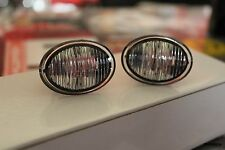 Helix Sidemarker Light Set (CLEAR) for the 2012+  Fiat 500/500T/Abarth/500L