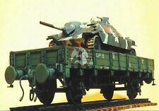 Tank Workshop 1/35 Leichter Feldbahnwagen German Light Cargo Railcar WWII 353097