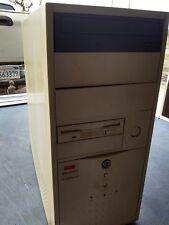 Vintage Data Stor Pentium MMX Desktop Computer