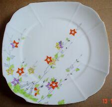 Paragon Fine Bone China PENDANT Cake or Biscuit Plate Art Deco Circa 1930's