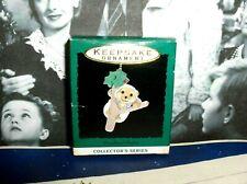 Woodland Babies`1993`Miniature-Lit tle Woodchuck,Hallmark Tree Ornament->Sale