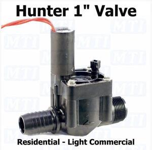 "Hunter PGV-100MB 1"" NPT x Barb Sprinkler Irrigation Valve"