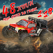 1:18 48KM/H 2.4GHz Remote Control Car RC ElectricOff Road Vehicle  Monster  q