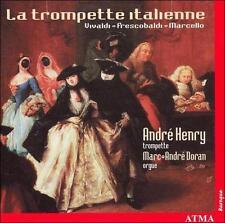 Trompette Italienne: Italian Trumpet & Organ Music, New Music