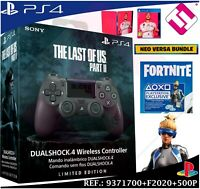 MANDO PS4 DUALSHOCK THE LAST OF US 2 PLAYSTATION 4 FIFA 2020 + 500 PAVOS FORNITE