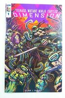 IDW TMNT: DIMENSION X (2017) #1 Kevin EASTMAN 1:10 Variant VF (8.0) Ships FREE!
