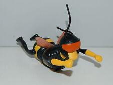 """2007 Pollen Jock Jackson 4.5"""" Action Figure McDonald's #4 Bee Movie"""