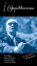 Ennio Morricone: io, (4 CD boxset-28 page book) (New/Sealed)