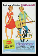 THE PARENT TRAP * CineMasterpieces ORIGINAL MOVIE POSTER 1968R DISNEY