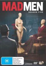Mad Men : Season 5 (DVD, 2012, 3-Disc Set)
