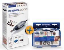 DREMEL 3000 + Set de accesorios multiuso 687   -  F0133000NR