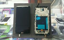Verizon LG G2 VS980 Black LCD Touch Display with Frame part