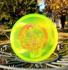 Innova-new rare (1 of 5) 2016 Usdgc Commemorative Paul McBeth Champion Roc 180g