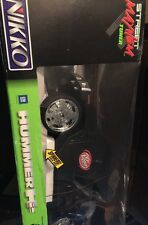 Nikko Hummer H2 RC New Never Used Still In Box!!!!