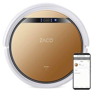 Zaco V5x Saug- und Wischroboter 2in1 Smart Home Steuerung